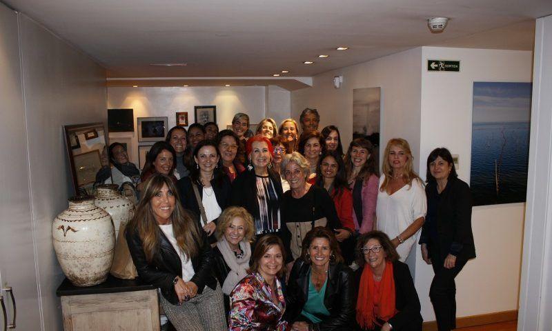 Rosa Maria Calaf participó en la Cena Health Network