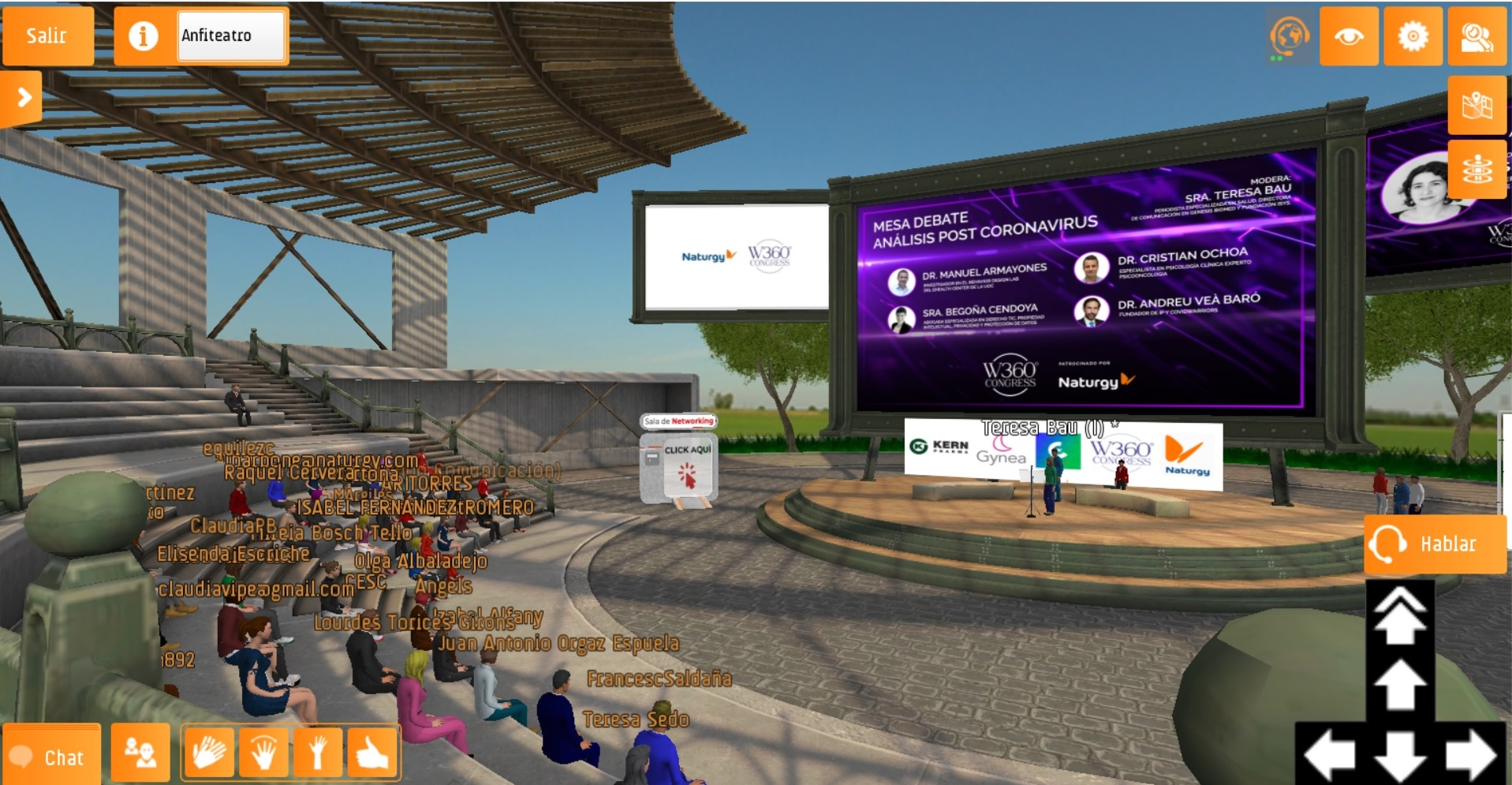 Coronatech 2020 Realidad Virtual W360C - Naturgy (12)